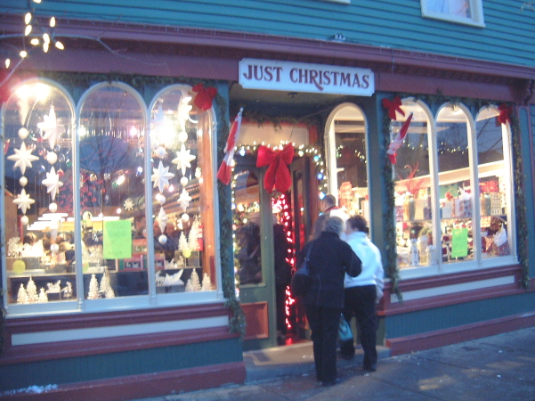 just christmas store