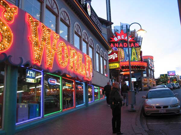 Nanaimo great canadian casino first counsel casino oklahoma
