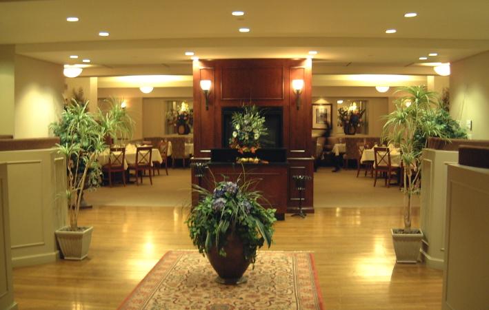 Queen Victoria Legislative Dining Room