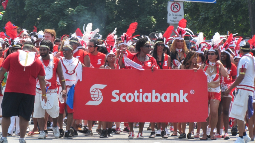 SCOTIABANK CARIBBEAN CARNIVAL TORONTO 2012 [6 PARTS]